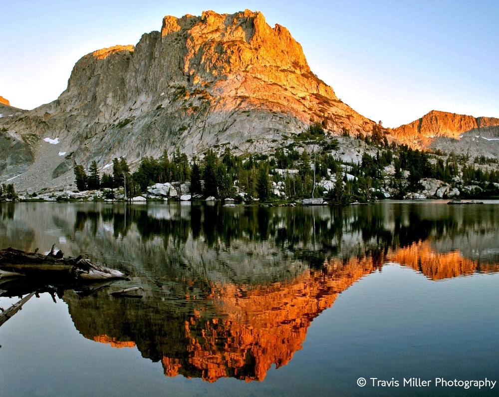 Rodger's Lake /  Yosemite National Park, CA