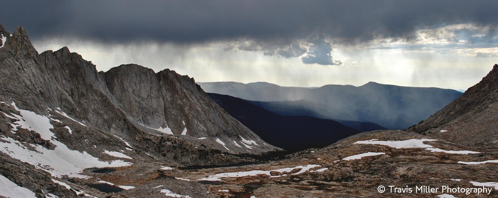 Impending Weather /   Kings Canyon National Park, CA