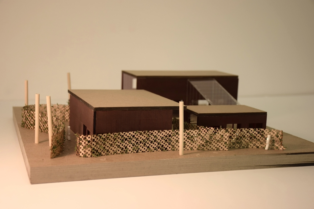 Final Model - view from school