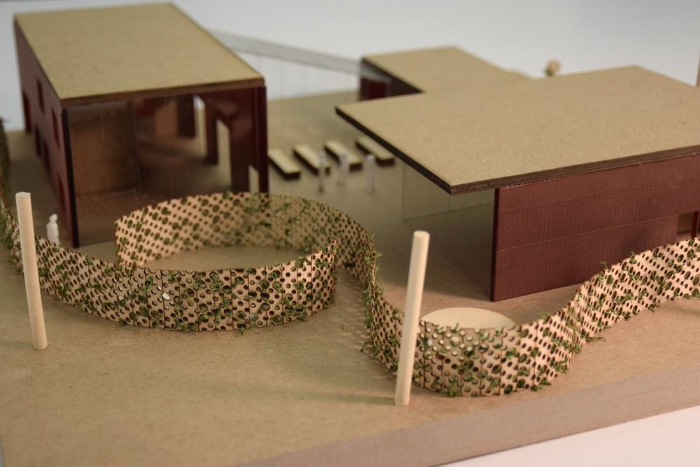 Final Model - amphitheater