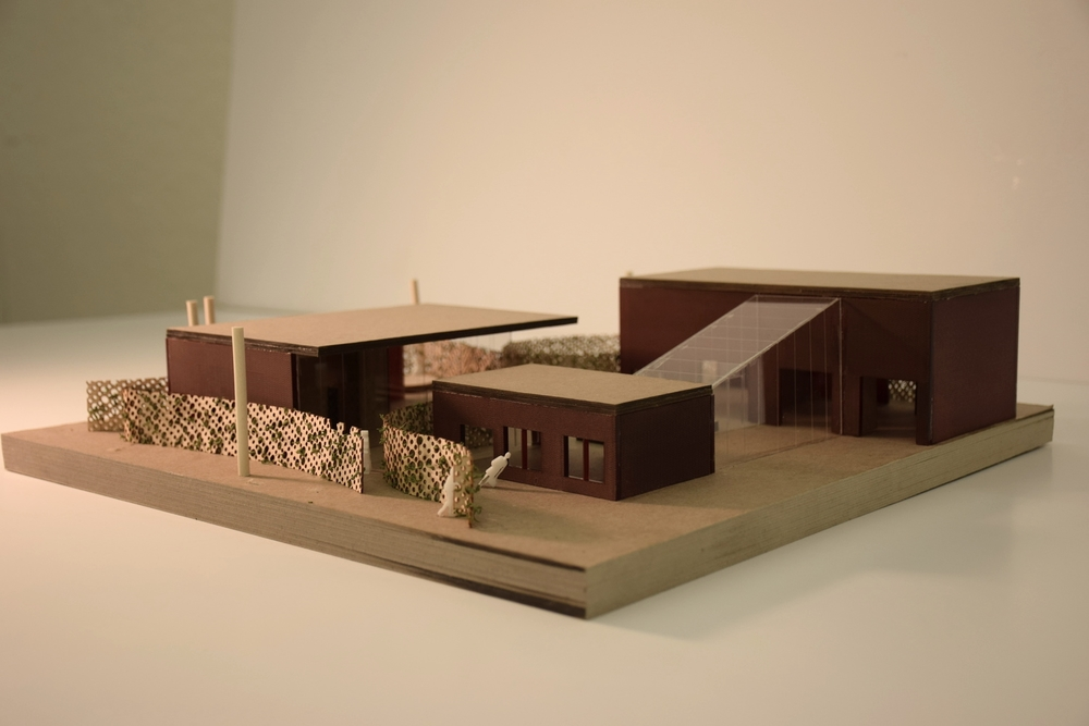 Final Model - view from Frankstown Ave