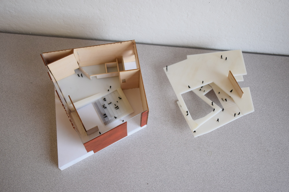 Final Model - Ramp Parts