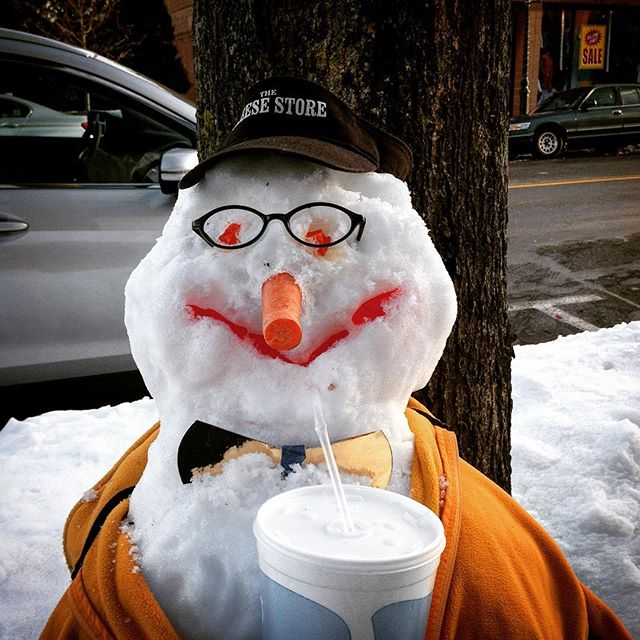 Glasses by Central Vision Care #centralvisioncare #eyeglasses #cvc #snowman #blizzard2016