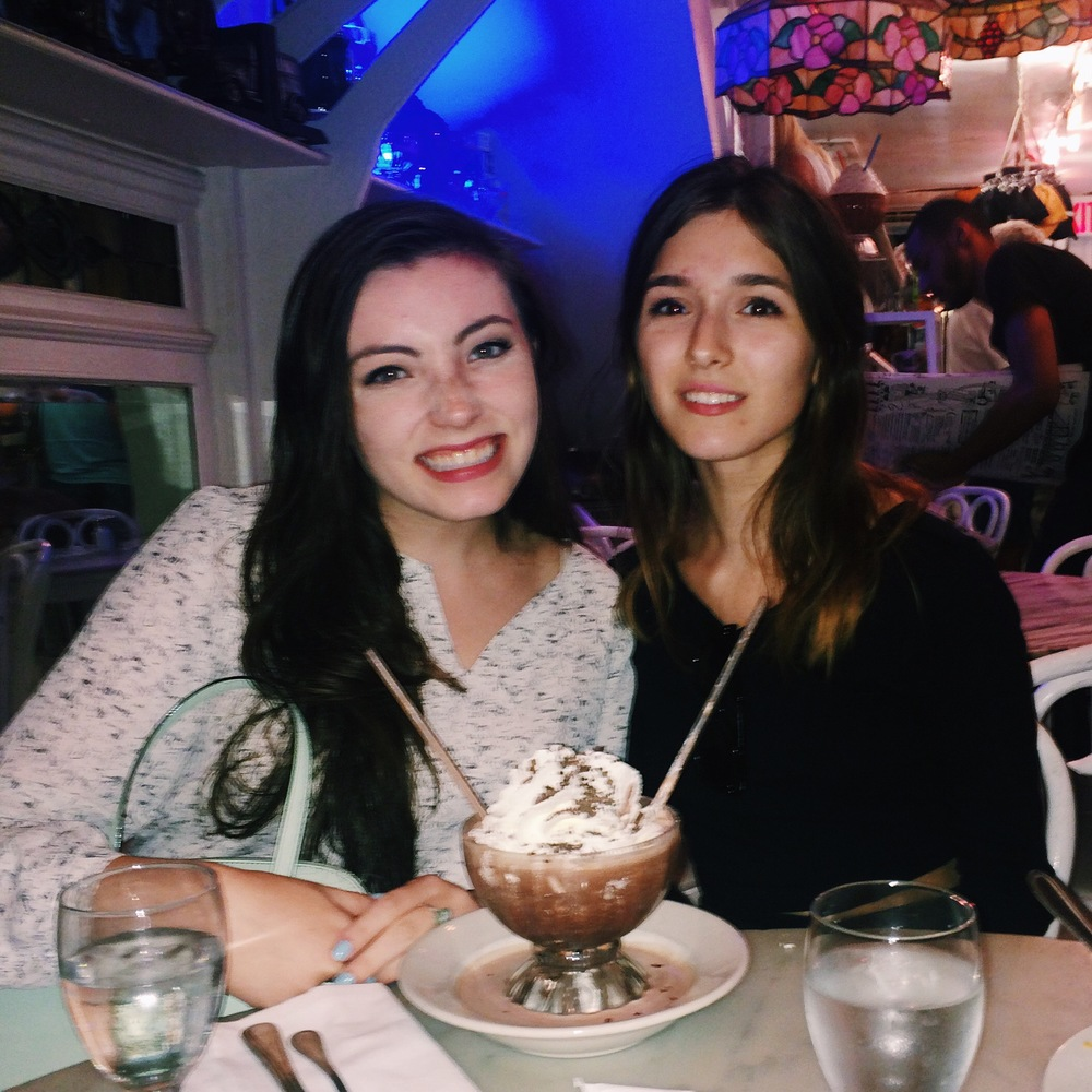 at Serendipity 3, august 2015