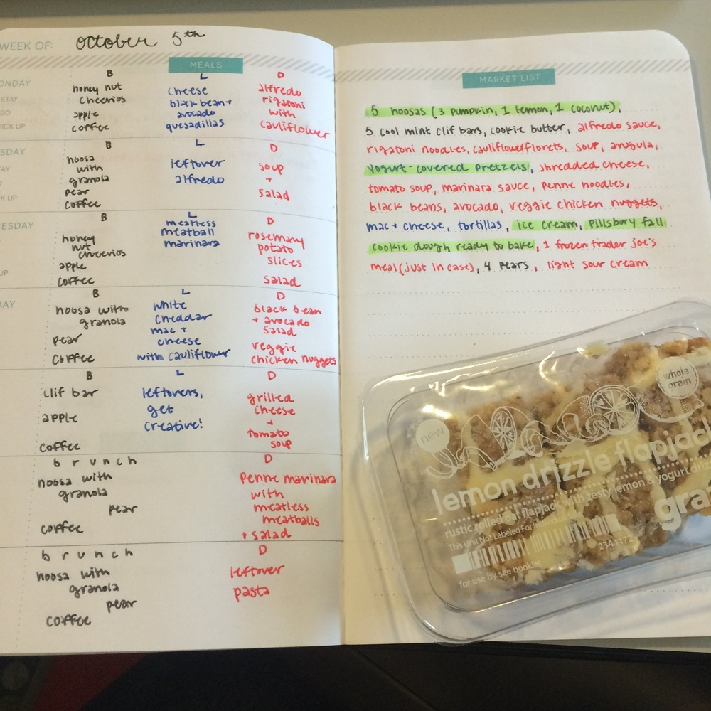 a tasty Graze snack featuring my meal plan