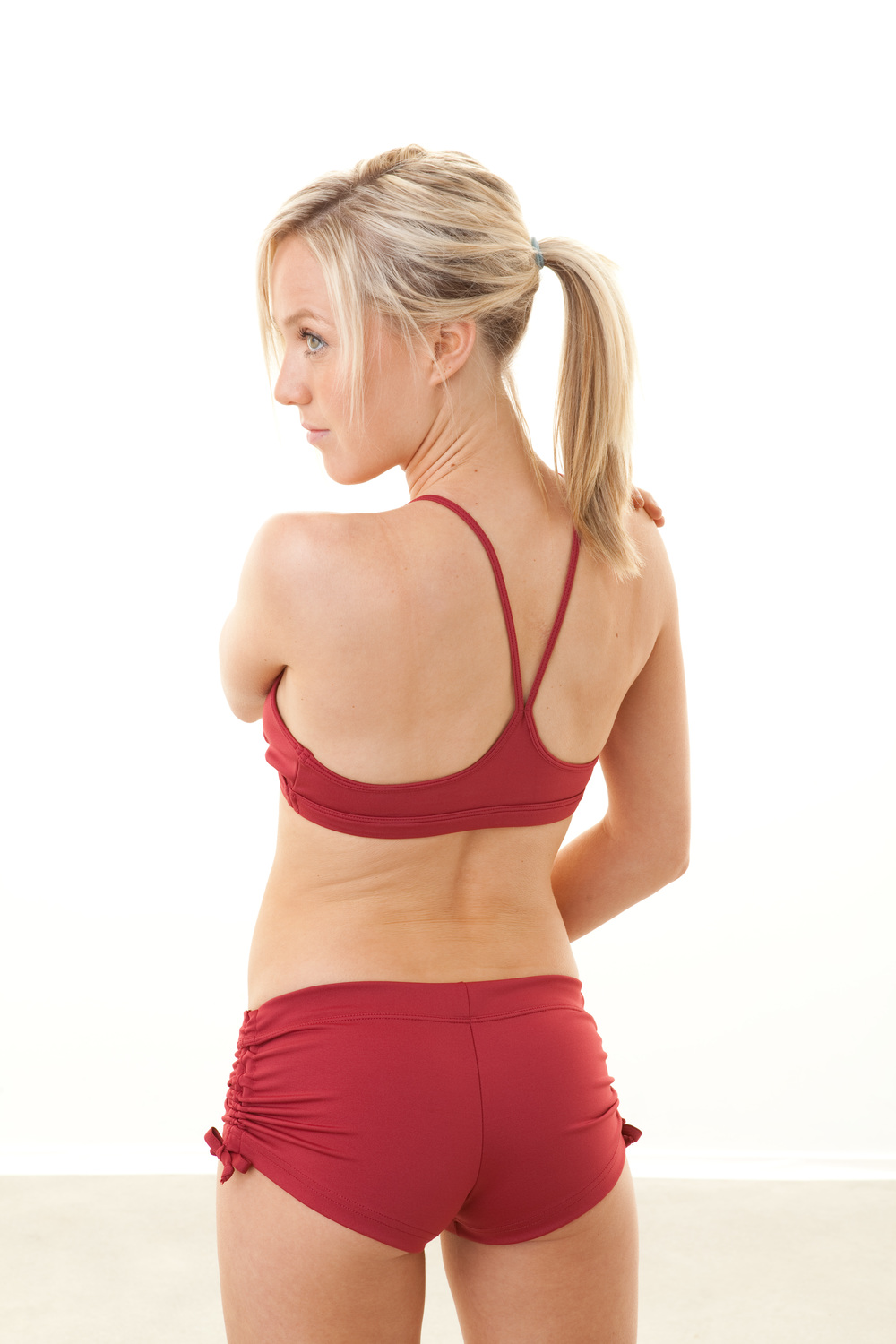 Kila Hot Yoga Bra Top
