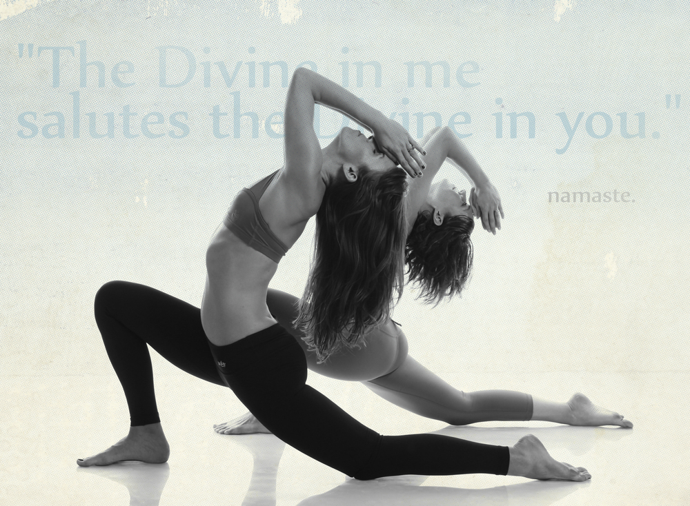 """Nama"" means bow, ""as"" means I, and ""te"" means you. Therefore, Namaste literally means ""bow me you"" or ""I bow to you."""
