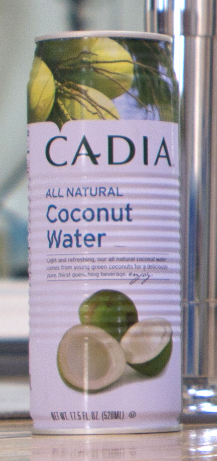 Cadia Coconut Water