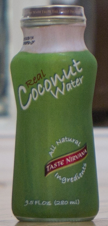 Taste Nirvana Real Coconut Water