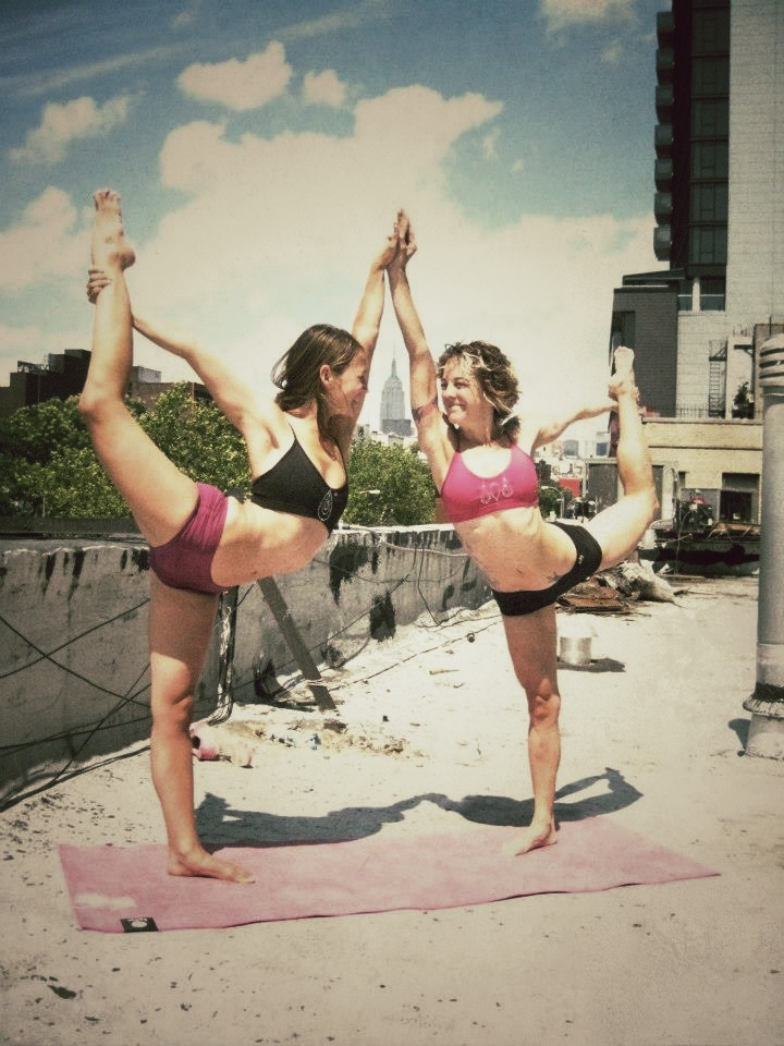 NYC Rooftop yoga w/ Tricia Donegan! BY Lower East side