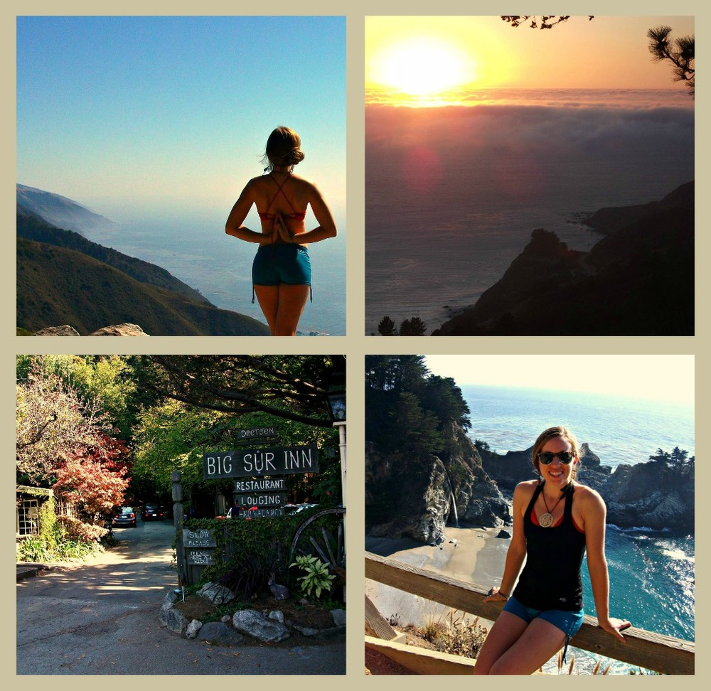 Big Sur Collage