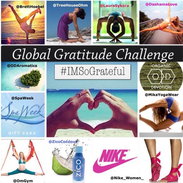Global Gratitude Challenge