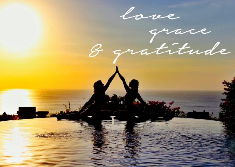 Love Grace and Gratitude