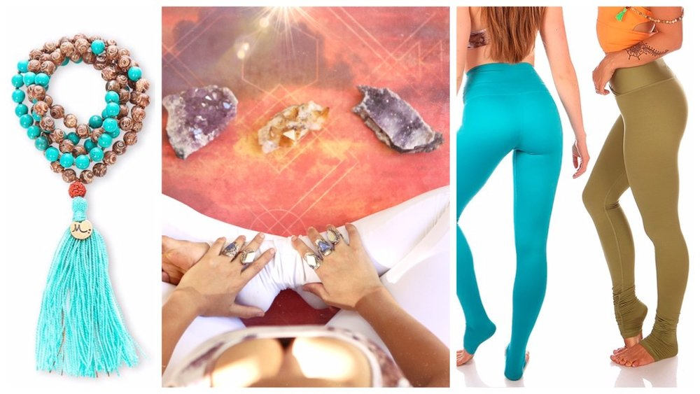 Shop Malas | Mika Rings | Mika Mats | Shop Leggings