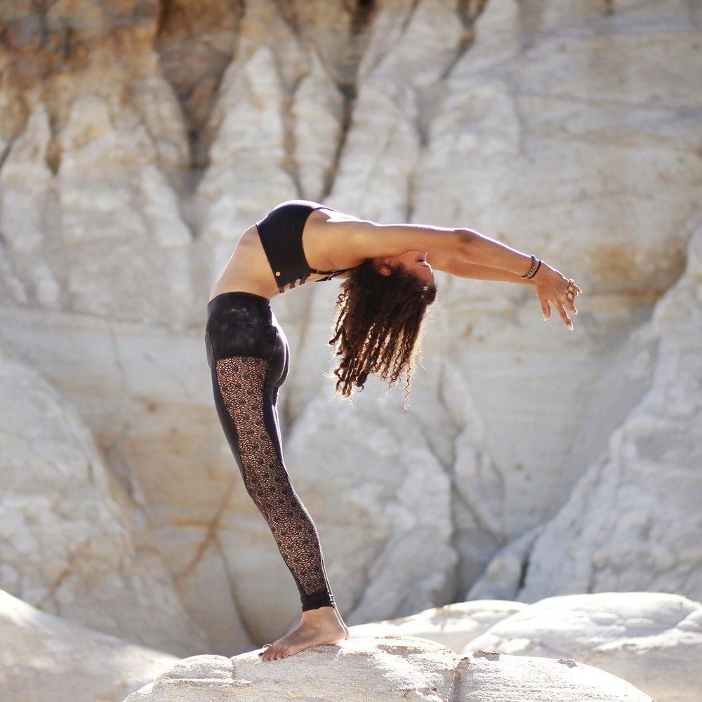Lucina Knit Legging