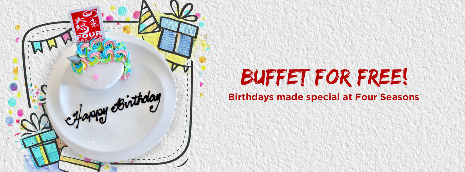 7 restaurants that will let you eat for free on your birthday
