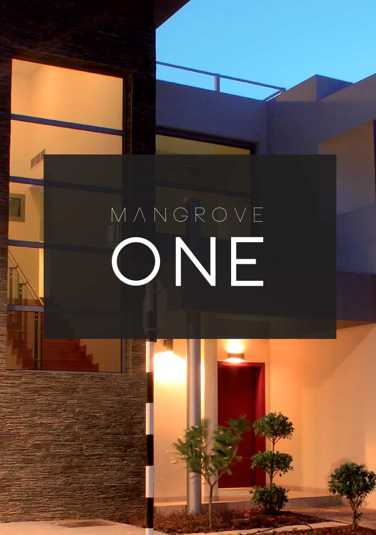 PROPERTY  -  Residential community Mangrove One Full branding  / Abu Dhabi MORE    >
