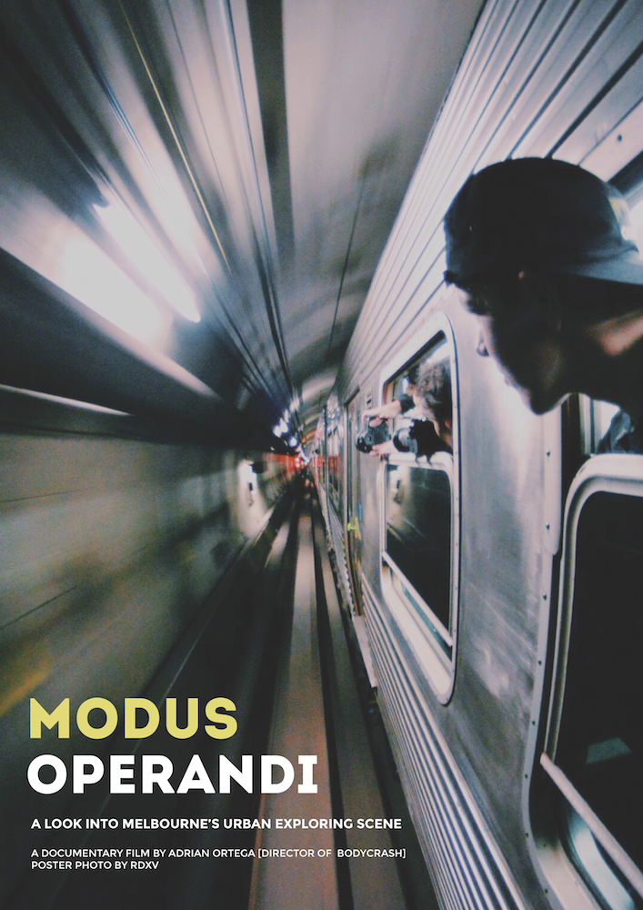 Modus Operandi: A Look Into Melbourne's Urban Exploring Scene(2015)