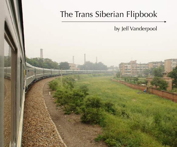 The Trans Siberian Flipbook