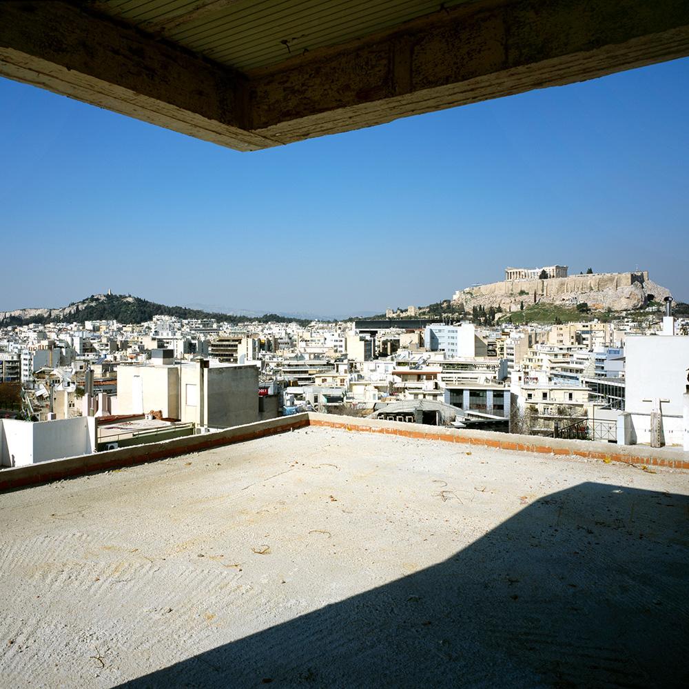 Athens Rises -