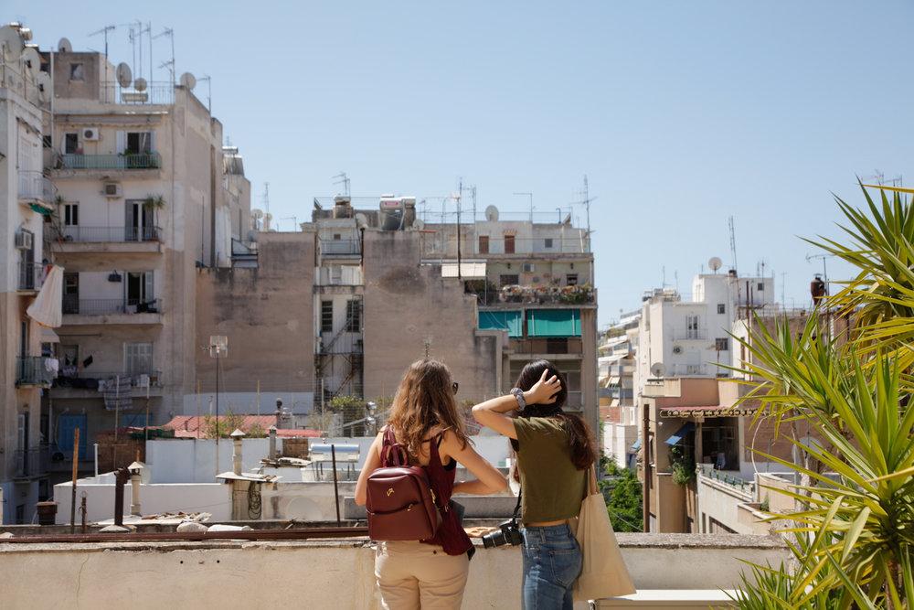 MONUMENTA photo walk in Athens.