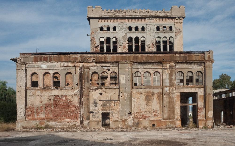 Kronos distillery, Eleusis