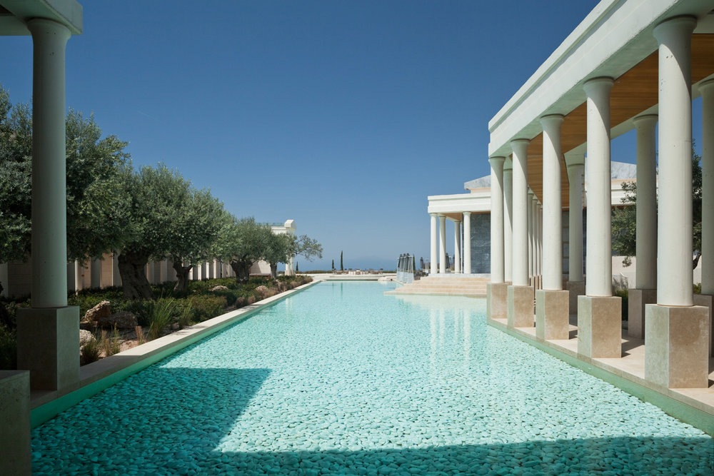 Amanzoe - Luxury Hotel & Resort in Porto Heli, Greece