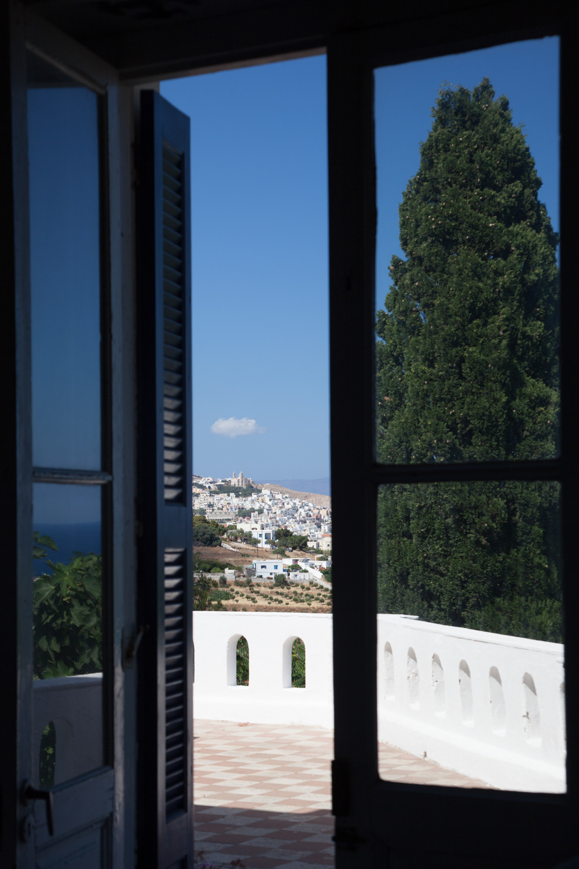Mansion in Syros