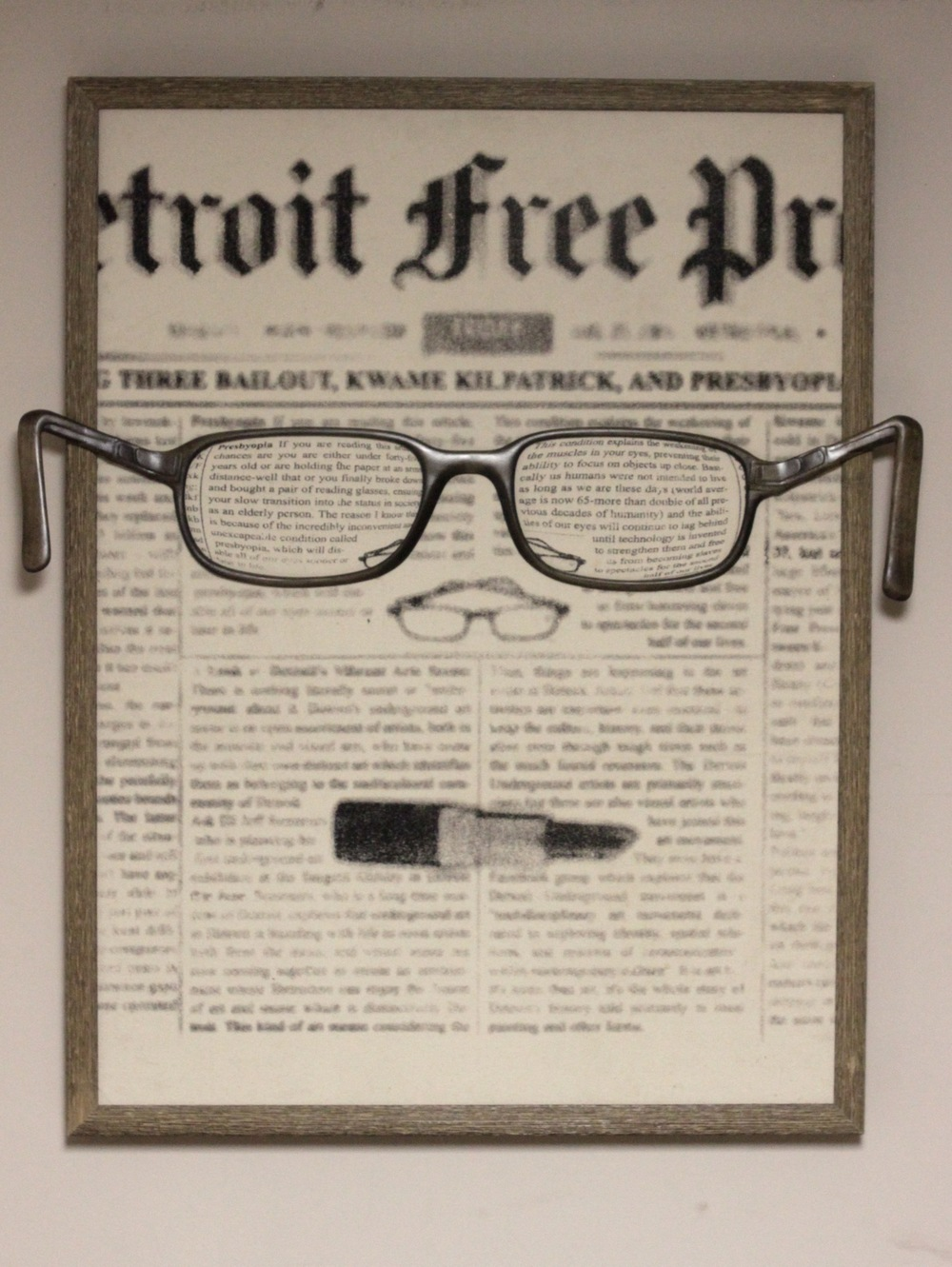 """Presbyopia"""