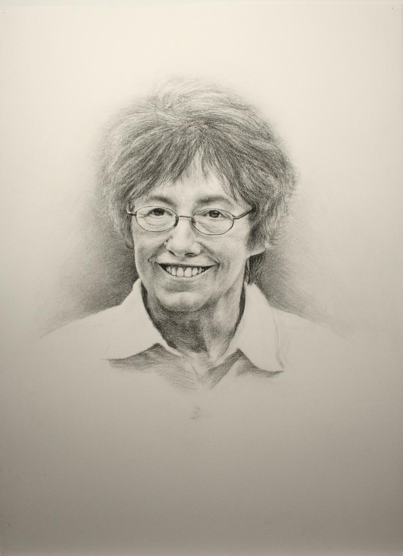 """""""Aunt Laverne's Portrait"""""""