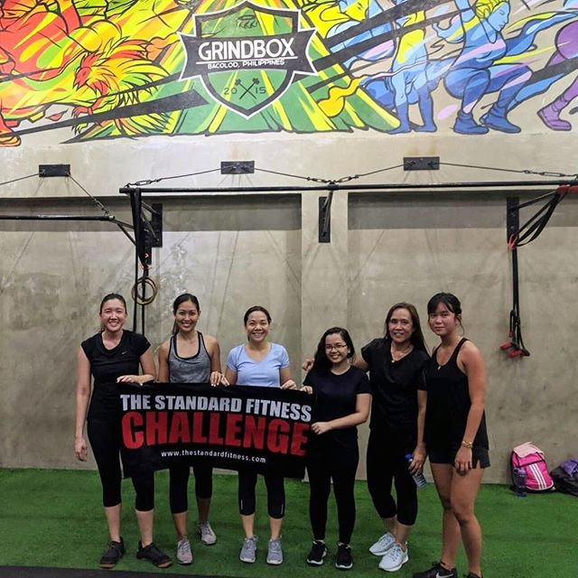    @grindboxbcd    On our #StandardFitnessChallenge in the Philippines 🇵🇭 who welcomed us with smiles and amazing hospitality! The standard has been set in Bacolod 💥👊🏻   #GrindBoxBcd