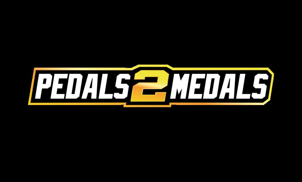 Pedals2Medals