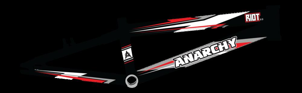 Anarchy BMX frame concept