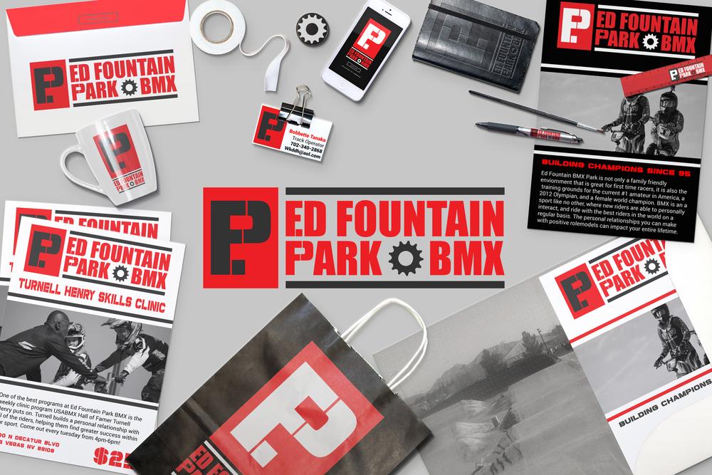 Ed Fountain Park BMX