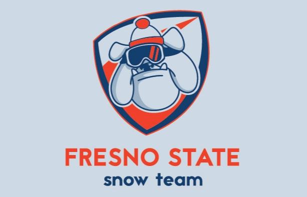 Fresno State Snow Team logo concept 1