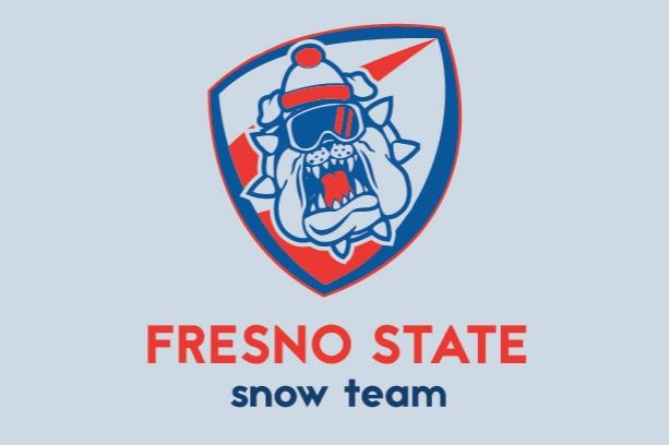 Fresno State Snow Team Logo concept 2