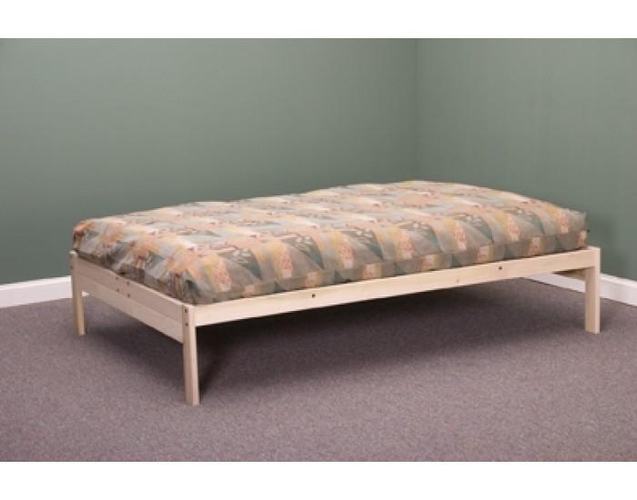 simple platform bed frame