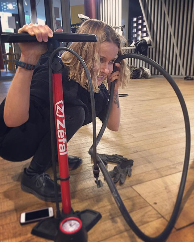 Just call us the bike whisperer - we'll show you how to listen to what your bike is telling you, and how to fix it! New Saturday Intro to Maintenance classes coming in April - stay tuned...