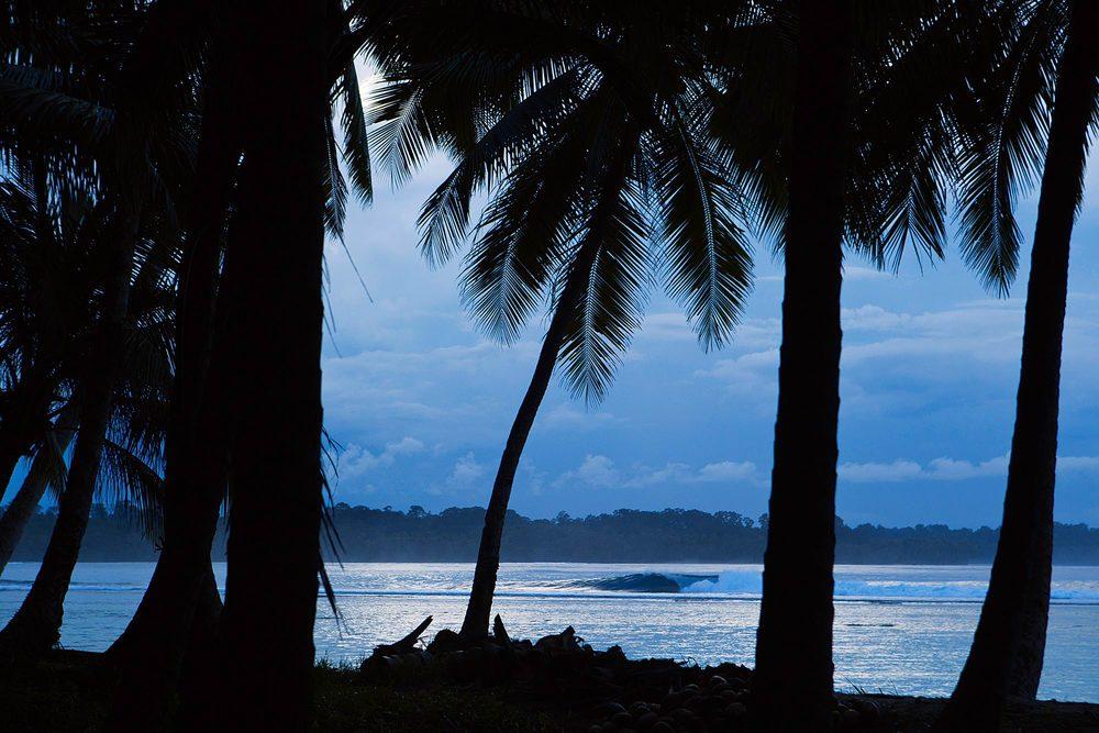 Telo Island Surfing Indonesia