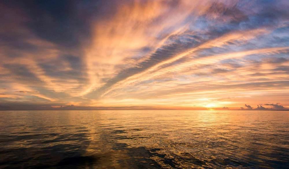 Indonesia Sunset TIL