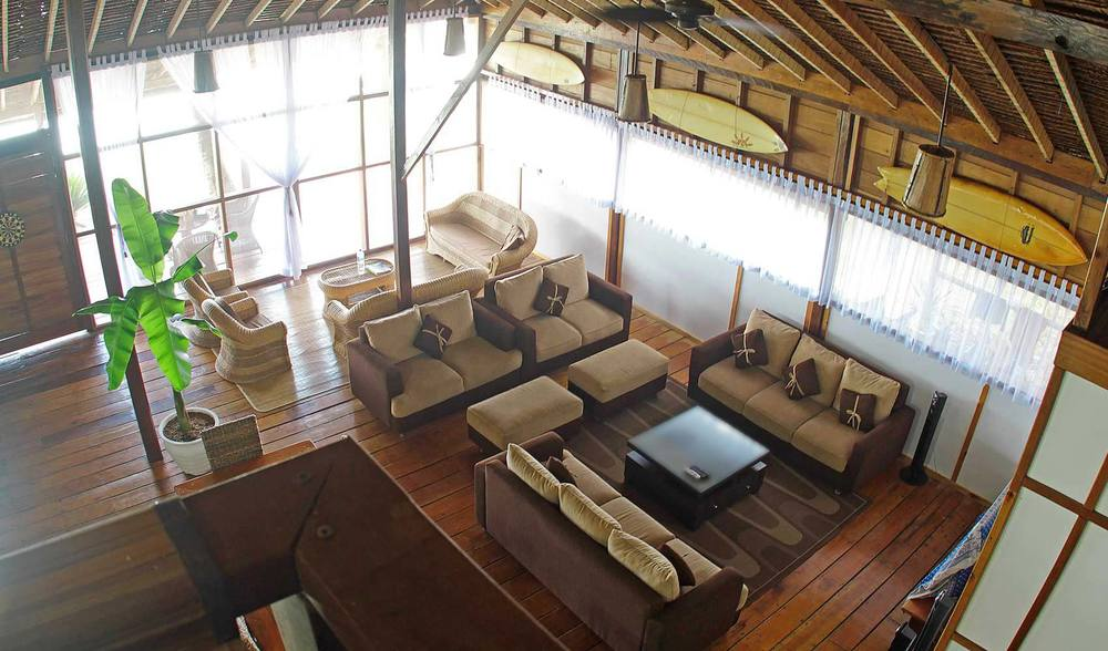 Pegasus Surf Lodge Indonesia