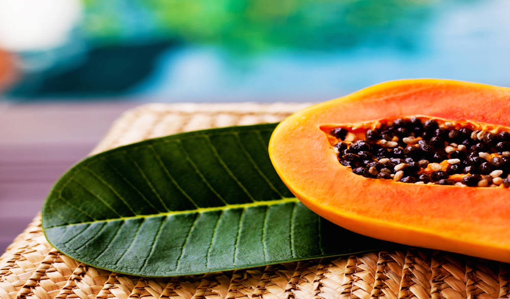 Fresh Island Papaya