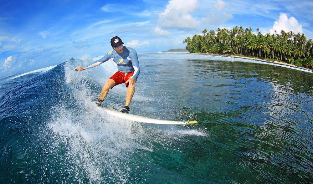 Improve your surfing in indonesia