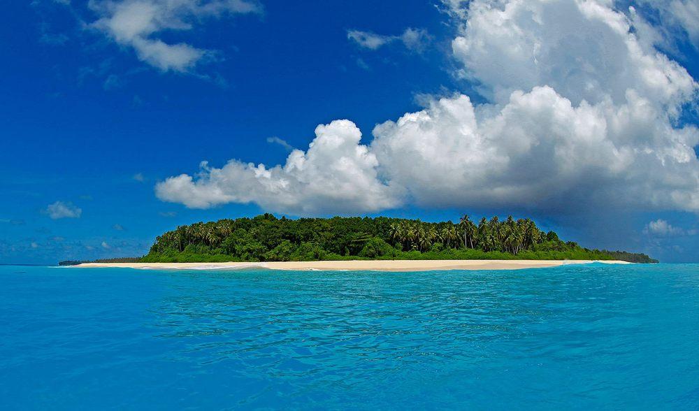 Private Pinnacles Island Indonesia Pegasus Lodges