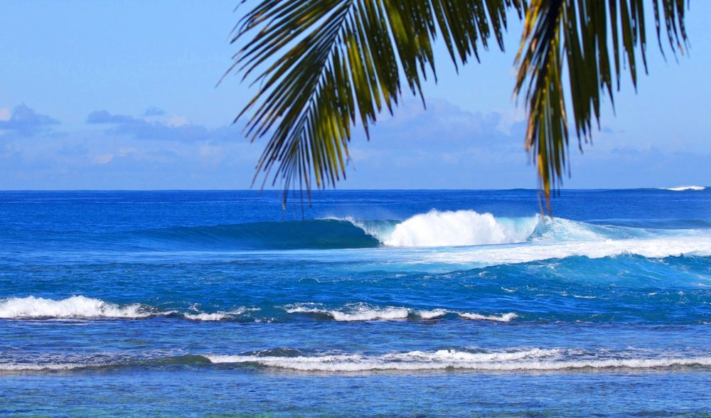 Surfer limited resort aganoa lodge barrels