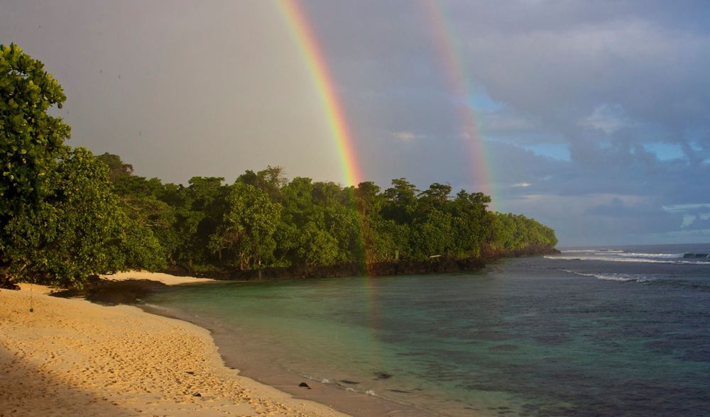 Samoa eco excursions rainbow south pacific