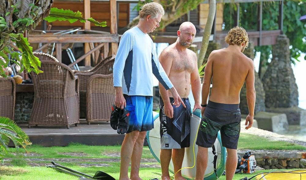 Expert instruction and knowledge from telo island lodge staff