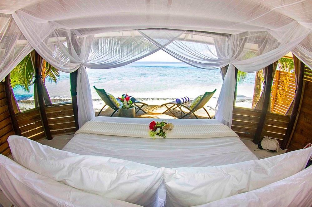 Aganoa Lodge Samoa Luxury Oceanfront Accommodations