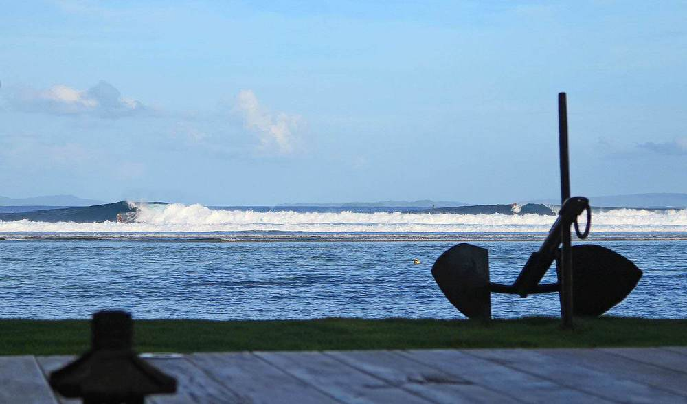 Pinnacles on Telo_Surf Indonesia Right Perfect Anchor