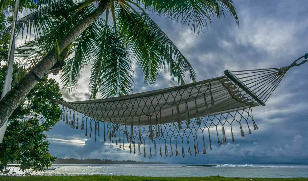 telo island lodge pinnacles relax vacation surf perfection